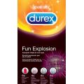 Durex Προφυλακτικά Fun Explosion 18 Τεμάχια