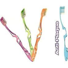Elgydium Anti - Plaque Οδοντόβουρτσα Medium