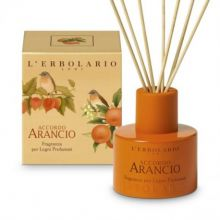 L'erbolario Accordo Arancio Fragrance for Scented Wood Sticks Αποσμητικό Χώρου με Στικ 125ml
