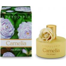 L'erbolario Camelia Perfume Άρωμα με Νότες από Καμέλια Ελέμιο Κουμαριά και Κεχριμπάρι 50ml