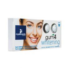My Elements Gums4 Whitening Τσίχλα για Λαμπερό Χαμόγελο 10τσίχλες
