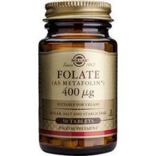 Solgar Folate as metafolin 400mg