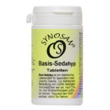 Synosan Basis Sedahyp Φόρμουλα για την Ενίσχυση του Μεταβολισμού 60tabs