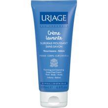 Uriage Bebe Cleansing Cream Κρέμα Καθαρισμού για Βρέφη που Μαλακώνει και Καθαρίζει το δέρμα 200ml