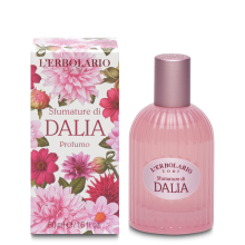 L'erbolario Shades Of Dahlia Perfume 50ml