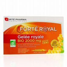 Forte Pharma Forte Royal Gelee Royale Bio 2000mg 20 Amp