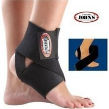 John's Ankle Bandage Wrap A round One Size Fits All Επιστραγαλιδα