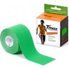 Tmax Kinisiology Tape Cotton Green 5.0cmx5m