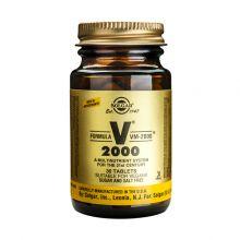 Solgar V2000 A Multinutrient System 30 Tabs