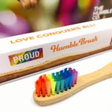 Hundle Brush- Adult Soft - Proud Edition