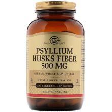 Solgar Psyllium Husks Fiber 500mg 200 veg.caps