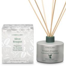 L'erbolario Silver Bouquet Fragance For Scented Wood Sticks 200ml