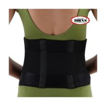 John's Back Support Wrap Around One Size Fits All Lumbo