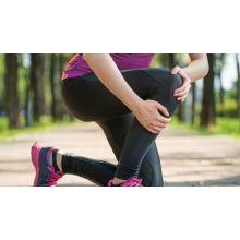 John's Knee Support Wrap Around One SIze Fits All Επιγονατίδα Με Τρυπα Από Neoprene