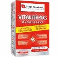 Forte Pharma Vitalite 4G Dynamisant 20Amp