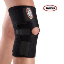 John's Knee Support Wrap Around One SIze Fits All Επιγονατίδα Με Τρυπα Από Neoprene