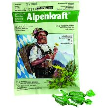 POWER HEALTH - Alpenkraft candies, 75 g