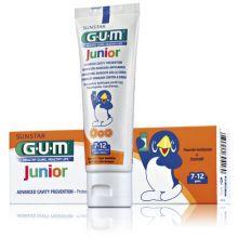 GUM - Junior Οδοντόκρεμα 7-12 ετών 75ml