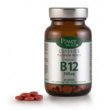 Power Health - Classics Platinum Range VITAMIN B12 500 μg