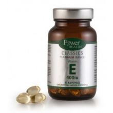 Power Health - Classics Platinum Range VITAMIN E 400iu 30caps