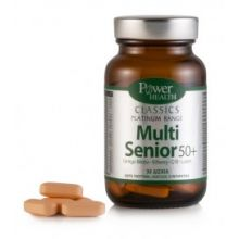 Power Health - Classics Platinum Range  Multi Senior 50+ 30tbs