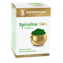 Superfoods Σπιρουλίνα Gold™ 300mg 180 tabs