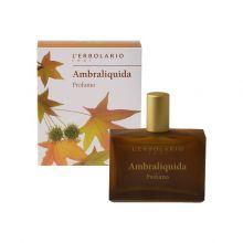 L'Erbolario Ambraliquida Acqua di Profumo  Γυναικείο Άρωμα 50ml
