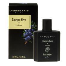 L'Erbolario Ginepro Nero Eau de Parfum Αντρικό Άρωμα 50ml