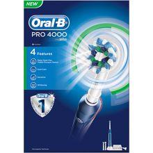 Oral-B Pro 4000 Ηλεκτρική Οδοντόβουρτσα