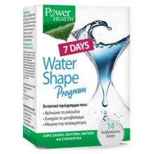 Power Health Water Shape Program Πρόγραμμα που Ενισχύει τον Μεταβολισμό, Μειώνει την Κατακράτηση, Βελτιώνει την Σιλουέτα 14tabs