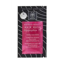 Apivita Express Beauty Tonic Hair Mask Τονωτική Μάσκα Μαλλιών με Εκχύλισμα Δάφνης 20ml