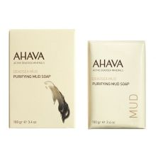Ahava Dead Sea Purifying Mud Soap 100g