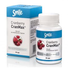 Am Health Smile Cranberry CranMax 30caps