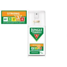 Jungle Formula Strong Original Απωθητικό Σπρέι Κουνουπιών 75ml