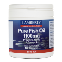 Lamberts - Pure Fish Oil 1100mg 120caps