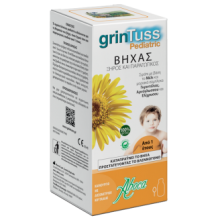 Aboca Grintuss Pediatric Παιδικό Σιρόπι για Βήχα Ξηρό & Παραγωγικό 210gr