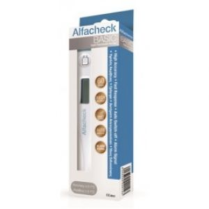 Alfacheck Basic Digital Thermometer Pen Type Ηλεκτρονικο Θερμόμετρο