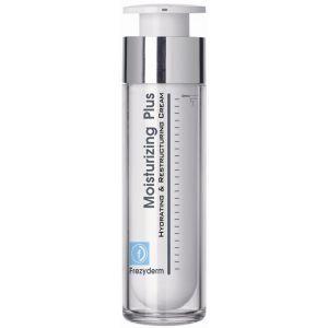 Frezyderm Moisturizing Plus Cream 30+ Κρέμα Ενυδάτωσης για Πρόσωπο και Λαιμό 50ml
